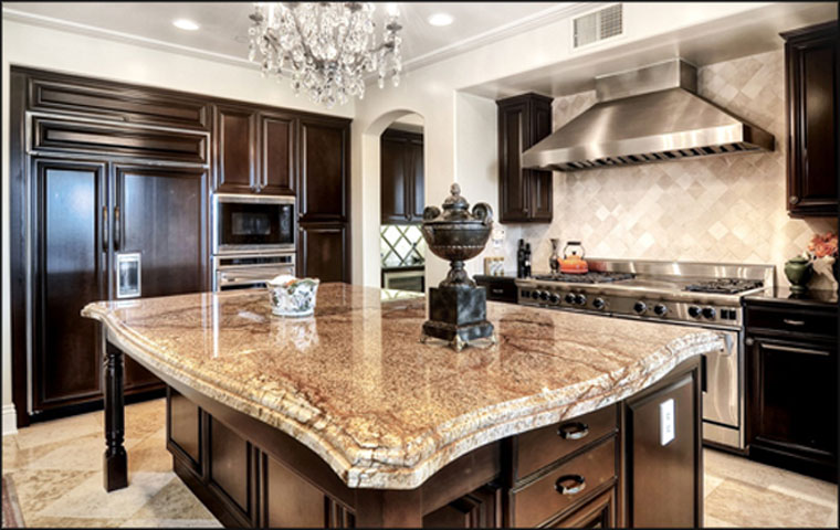 Sacramento Natural Stone Countertops Design & Installation